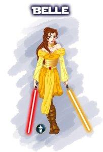 jedi_disney_princess_belle_by_white_magician-d60vc47